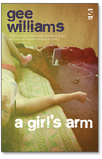 A Girl's Arm by Gee Williams: Click to enlarge image